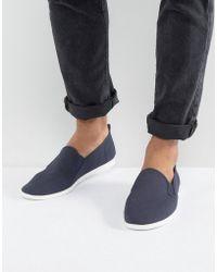 Original Penguin - Norris Slip On Sneakers - Lyst