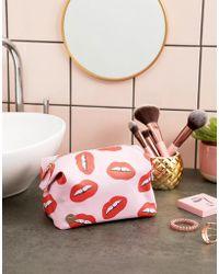 Mi-Pac - Xtatty Devine Dental Bling Pink Wash Bag - Lyst