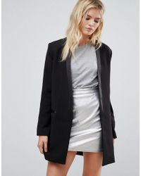 Pepe Jeans - Dina Tux Tailored Coat - Lyst