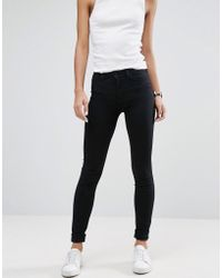 Weekday - Body Super Stretch Skinny Jeans - Lyst