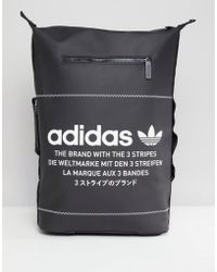 adidas Originals - Nmd Backpack In Black Dh3097 - Lyst