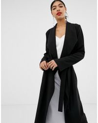 ASOS - Waterfall Duster Coat - Lyst