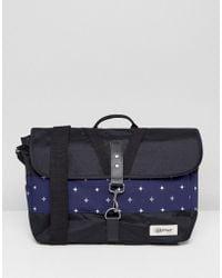 Eastpak - Dane Messenger Bag In Black - Lyst