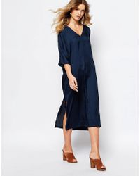 First & I - Tunic Dress - Lyst