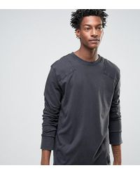 Cheap Monday - Yard Long Sleeve T-shirt Used Wash - Lyst