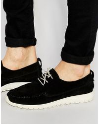 Shoe The Bear - Ohh Suede Trainers - Lyst