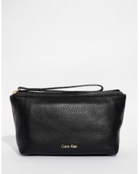 CALVIN KLEIN 205W39NYC - Cosmetic Case - Lyst