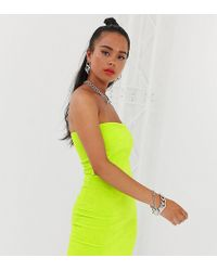 6cc96a9415 Polo Ralph Lauren Beach Terry Towelling Halter Dress in White - Lyst