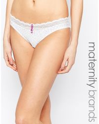 Hotmilk - Show Off Leopard Under The Bump Brief - Lyst