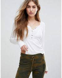 Abercrombie & Fitch | Henly T-shirt | Lyst