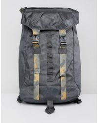 The North Face - Lineage Rucksack 23 Litres In Black - Lyst