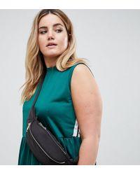 09d9881953f91 Lyst - Asos Minimal Drawstring Shoulder Bag With Detachable Strap in ...