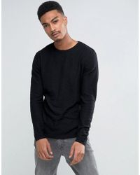 Only & Sons - Textured Knitted Jumper - Lyst