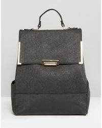 Liquorish - Backpack - Black - Lyst