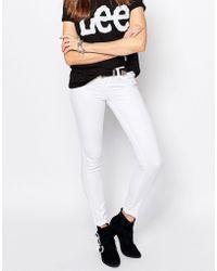 Lee Jeans - Scarlett Stretch Skinny Jean - Lyst
