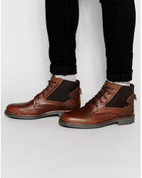 Firetrap - Tobin Hiking Boots - Lyst