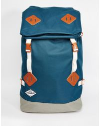 Pull&Bear - Double Strap Backpack - Lyst