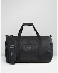 Nicce London - Nicce Holdall In Black - Lyst