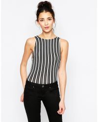 Minimum - Moves Striped Body - Lyst