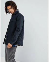 Volcom - Larkin Quilted Jacket - Lyst