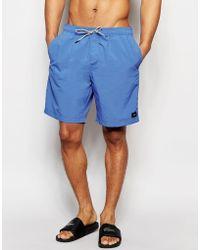 Globe - Dana 16.5 Inch Swim Shorts - Lyst