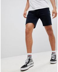 Weekday - Lucas Cord Shorts - Lyst