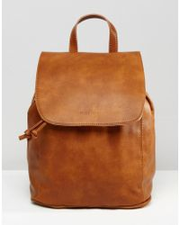 e23a451984 Pull Bear - Minimal Backpack - Lyst