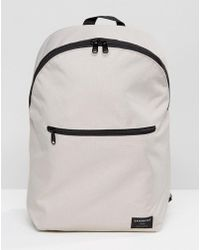 Sandqvist - Oliver Ripstop Backpack In Grey - Lyst
