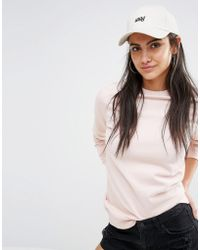 Adolescent Clothing | Sassy Embroidered Baseball Cap | Lyst
