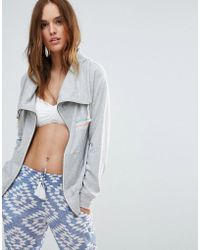 Rip Curl - Rip Curl Sun And Surf Zip Though Fleece - Lyst