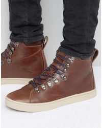 D-Struct - Hiking Boots - Lyst