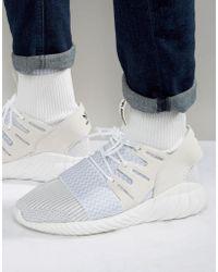 adidas Originals Tubular Runner Snake Primeknit Men's Running