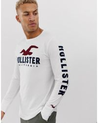 Hollister - White - Lyst