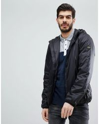 Barbour - Draft Quilted Jacket In Black - Lyst
