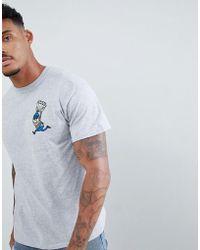 Cheats & Thieves - Thief Back Print T-shirt - Lyst