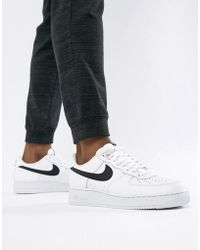 Nike - Air Force 1 '07 In White Aa4083-103 - Lyst