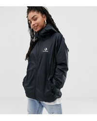6be47e34a5dd Lyst - Women s Converse Padded and down jackets Online Sale
