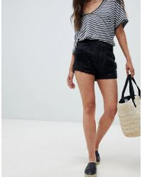 Free People - Beacon Utility Shorts - Lyst