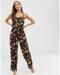 ASOS - Mix & Match Fruit Pyjama Pant - Lyst