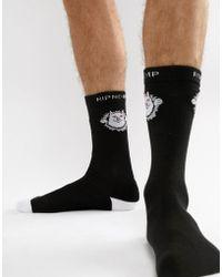 RIPNDIP - Ripndip Nermamaniac Socks In Black - Lyst