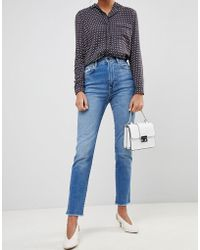 Pepe Jeans - Betty High Waisted Skinny Jeans - Lyst