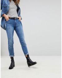 Lee Jeans - Elly Straight Leg Jean - Lyst