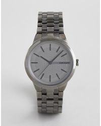 DKNY - Ny2384 Women's Park Slope Stainless Steel Watch - Lyst