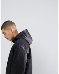 Cheap Monday - Oversized Parka Coat - Lyst