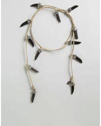 Sam Ubhi - Multi Way Wrap Necklace And Bracelet - Lyst