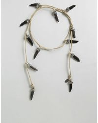 Sam Ubhi - Multi Way Wrap Necklace And Bracelet - Lyst
