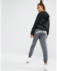 Adolescent Clothing - Joggers With Hungover Print - Lyst