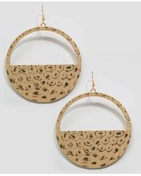 ALDO - Bossert Hoop Drop Earrings - Lyst