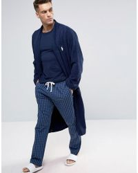 Abercrombie & Fitch - Woven Lounge Trousers - Lyst