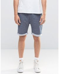 Bench - Sweat Shorts - Lyst